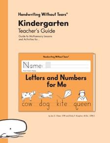 HWOT Kindergarten Teacher's Guide