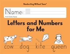 HWOT Kindergarten Workbook