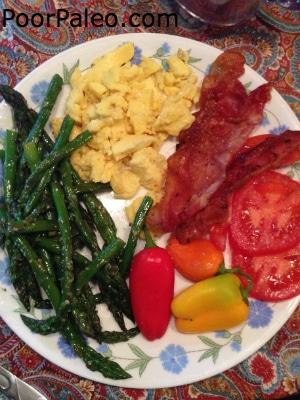 Paleo Breakfast Idea