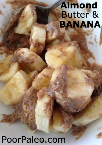 AlmondbutterBanana