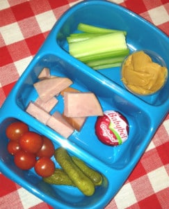 Healthy kids lunch boxes on a budget!